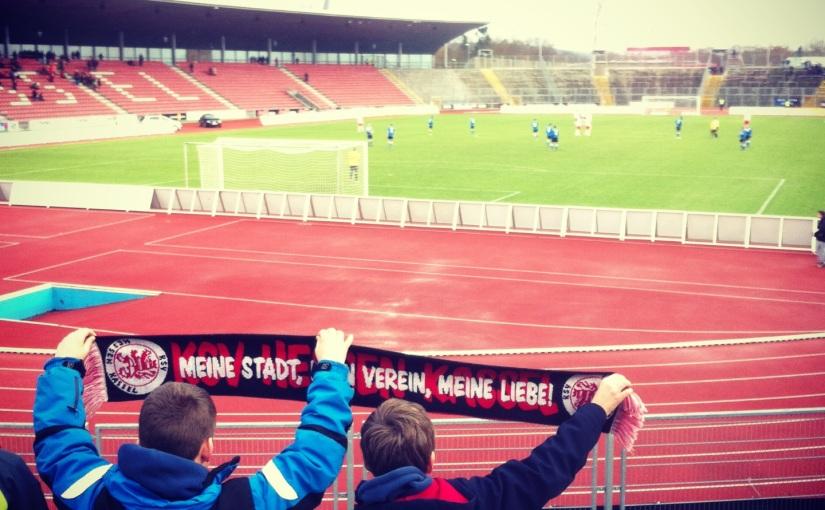 Neuer Marketingcoup bei den Löwen: KSV Hessen Kassel verkauftVereinsnamen!