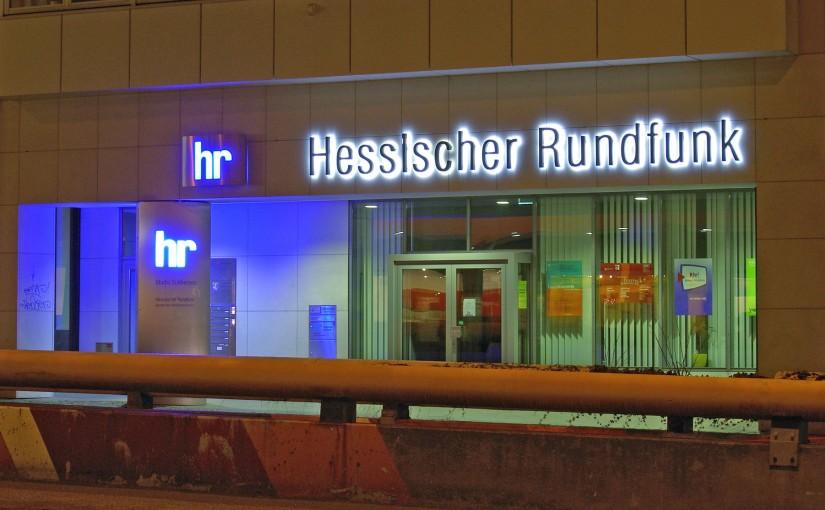 Stellungnahme des Hessischen Rundfunks zum Offenen Brief vonBlog36
