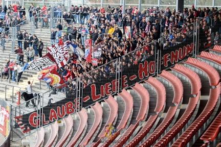 Block 30 mit gewohnt gutem Support; Foto: Hedler