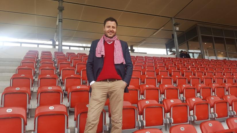 """""""Der Verein lebt!"""" – 3,6 Fragen an MichaelKrannich"""