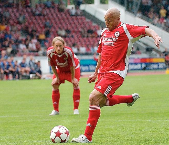 KSV Hessen Kassel: AlzenauJulio Cesar zum 2:0 fotofischer