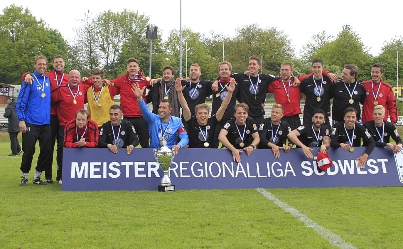 Todesfelde, Uruguay und der KSV – die alternative Meisterschaft der RegionalligaSüdwest