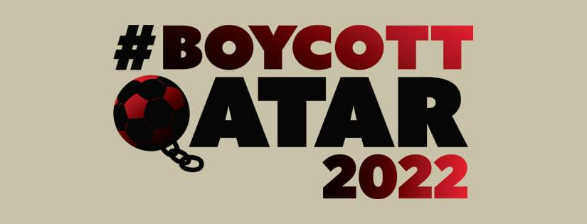 Blog36 unterstützt #BoycottQatar2022: Nachahmung dringendempfohlen